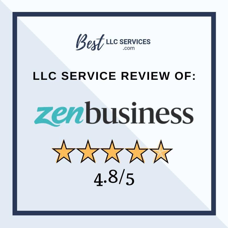 ZenBusiness LLC Service Review